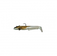 Black Cat - Baby Cat Shad 18cm 35g
