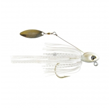 Black Cat - Spin Jig - Silver