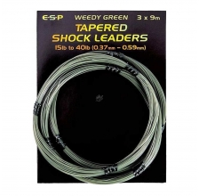 ESP - TapeRed Shock Leaders 15lb