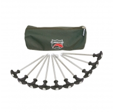 Ehmanns - Hot Spot Steel Bivvy Pegs