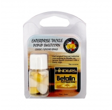 Enterprise Tackle - Classic Flavour Range - Hinders Betalin - Yellow/White