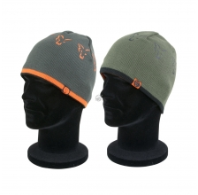 Fox - Beanie Reversible Olive/Black