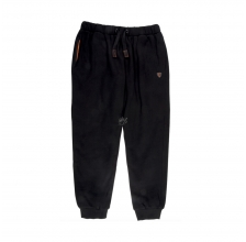Fox - Black/Orange Heavy Lined Joggers
