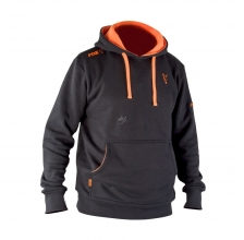Fox - Black & Orange Hoody