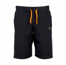 Fox - Black & Orange Lightweight Jogger Shorts