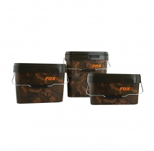 Fox - Camo Square Bucket