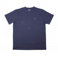 Fox - Classic Navy Marl T-Shirt