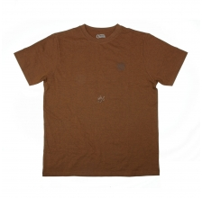 Fox - Classic Orange Marl T-Shirt