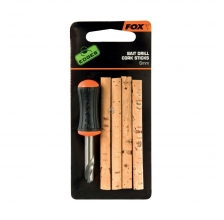 Fox - Edges Drill & Cork Stick Set