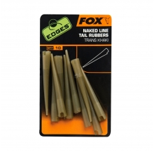 Fox - Edges Naked Line Tail Rubbers - Trans Kahiki