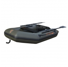 Fox - FX 200 Inflatable Boat - 2m inc Hard Marine Ply Floor
