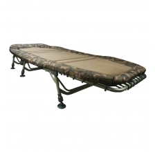 Fox - FX Flatliner Camo Bedchair Ltd. Edition