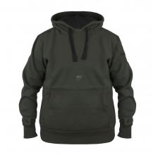 Fox - Green & Black Hoody