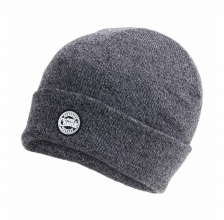 Fox - Marl Beanie - Grey/Black