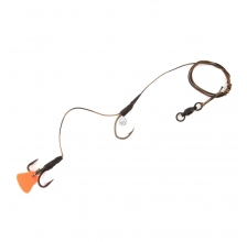 Fox Rage Cat - Lite Powerpoint Single & Treble Hook Rig