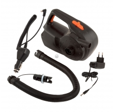 Fox - Rechargeable Air Pump / Deflator 12 V / 240 V