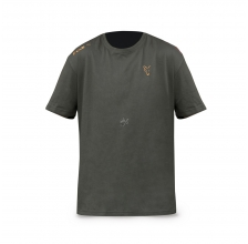 Fox - T-shirt Green