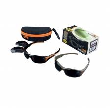Fox - Vario Black Frame with 3 Lenses
