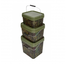 Gardner Tackle - Camo Square Bucket