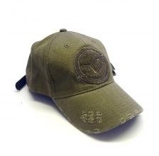 Korda - In Japanese Snap Badge Cap - Unisize