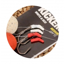 Korda - Red/White Kickers