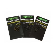 Korda - Safe Zone 5mm Rubber Bead