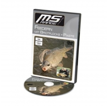 MS RANGE - Feedern mit Brotflocke + Paste - DVD