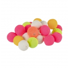 MS RANGE Micro Fluo Pop Up Mix Shellfish, 30g