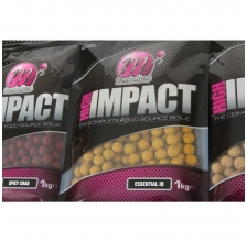 Mainline - High Impact Boilies Peaches & Cream 1kg