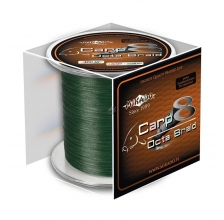 Mikado - Carp 8 Octa Braid Green 1200m