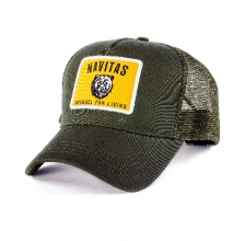 Navitas - Bear Trucker Cap Green