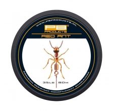 PB Products - Red Ant Snagleader - 35lb - 80m