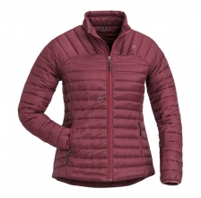 Pinewood - Cumbria Light Damen Jacke - Burgund/Rot