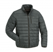 Pinewood - Jacket Cumbria Light - Moss Green/Dark Brown