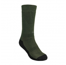 Pinewood - Socks Drytex Middle Green/Dark Brown