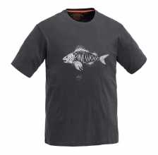Pinewood - Fish T-Shirt - Anthrazit