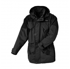 Pinewood - Outdoor Jacket Lappland Extreme Dark Grey/Black
