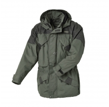 Pinewood - Outdoor Jacket Lappland Extreme Dark Green/Black
