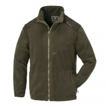 Pinewood - Retriever Fleece Jacke Dark Olive