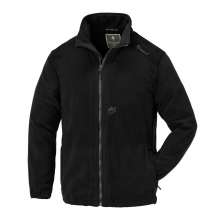 Pinewood - Retriever Fleece Jacke Schwarz