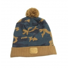 RidgeMonkey - Bobble Hats Camou Style Brown