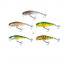 Salmo - Perch Shallow Runner 12cm