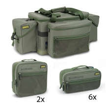 Shimano - Olive Compact System Carryall