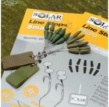 Solar Tackle - Line Stops - Brown