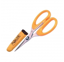 Solar Tackle - Serrated Braid Scissors