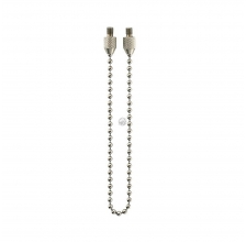Solar Tackle - Stainless Ball Chain - Stainless Ended