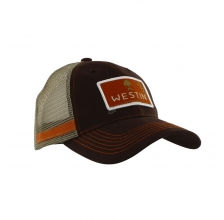 Westin - Hillbilly Trucker Cap One Size Grizzly Brown