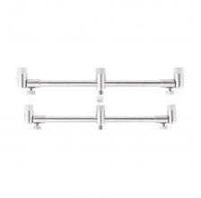 Anaconda - Adjustable Stainless Steel Buzzer Bar - 3 Head