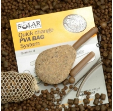 Solar Tackle - Quick change PVA Bag System