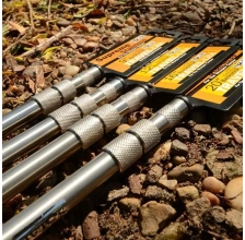 Solar Tackle - Travel-Lite Screwless Bank Sticks